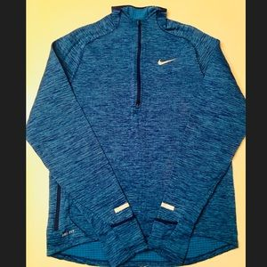 Men's Nike Dri-Fit Athletic Long Sleeved Shirt M